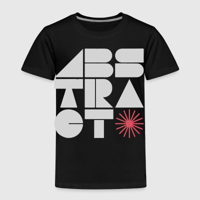 Abstract - Toddler Premium T-Shirt