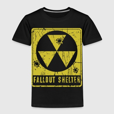 Fallout Shelter - Toddler Premium T-Shirt