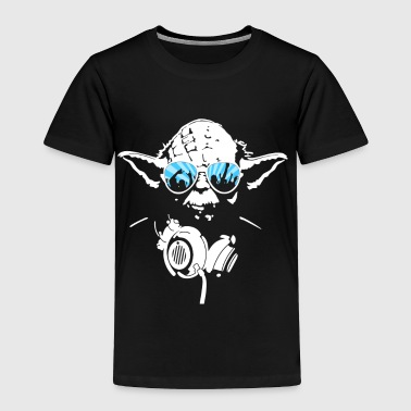 DJ Yoda - Toddler Premium T-Shirt