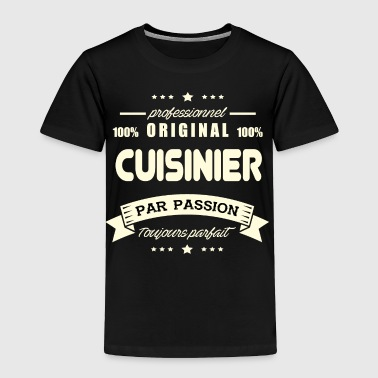 Cook Original - Toddler Premium T-Shirt