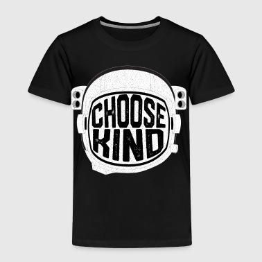 Choose Kind Anti Bullying Helmet T-Shirt - Toddler Premium T-Shirt