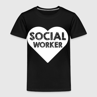 Social worker - Toddler Premium T-Shirt