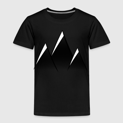 Mountains - Toddler Premium T-Shirt