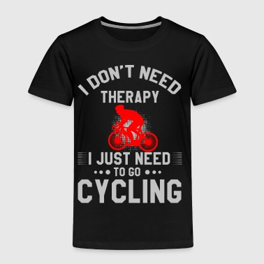 therapy cycling - Toddler Premium T-Shirt