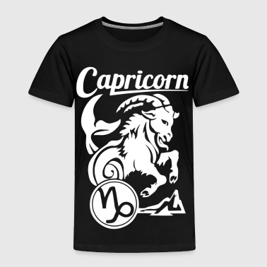 Capricorn Zodiac - Toddler Premium T-Shirt