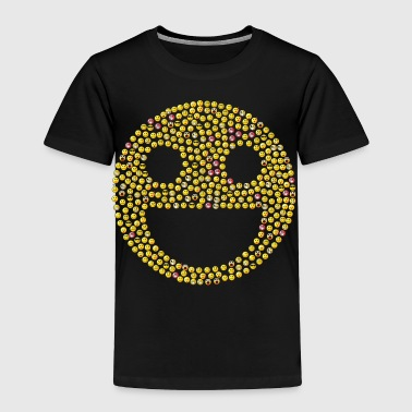 emoticons - Toddler Premium T-Shirt