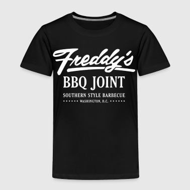 Freddy s BBQ Joint southern barbecue - Toddler Premium T-Shirt