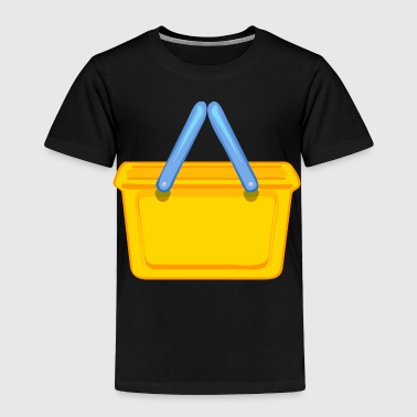 shopping cart - Toddler Premium T-Shirt