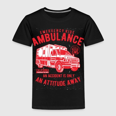 Ambulance - Toddler Premium T-Shirt