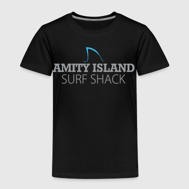 Amity Island Surf Shack Movie - Toddler Premium T-Shirt