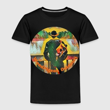 WoodPigeon Outdoors - Toddler Premium T-Shirt