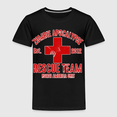 zombie help team - Toddler Premium T-Shirt