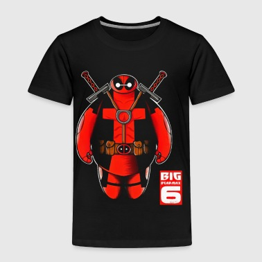 BIG DEADMAX - Toddler Premium T-Shirt