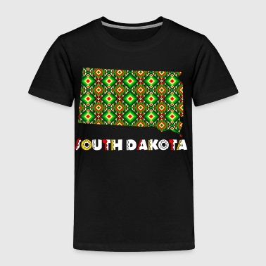 Cinco De Mayo South Dakota - Toddler Premium T-Shirt
