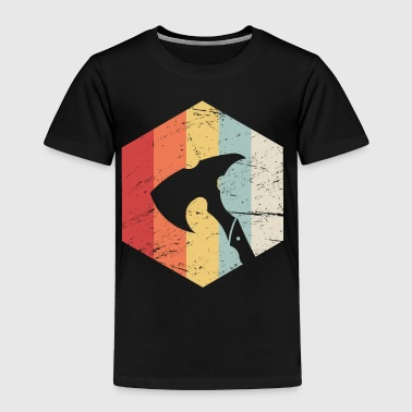 Retro Viking Axe Icon - Toddler Premium T-Shirt