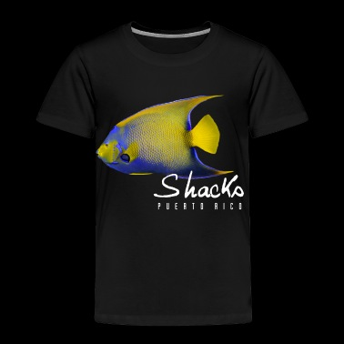 Queenangel - Shacks - Toddler Premium T-Shirt
