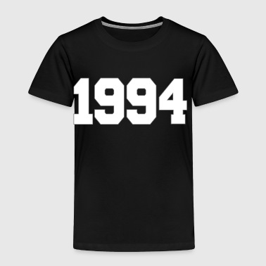 PLACE AND TIME - 1994 - Toddler Premium T-Shirt