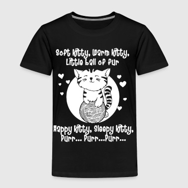 Kitty Shirt - Toddler Premium T-Shirt