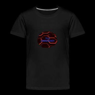 TLC DARKSHOT LOGO V.1 - Toddler Premium T-Shirt