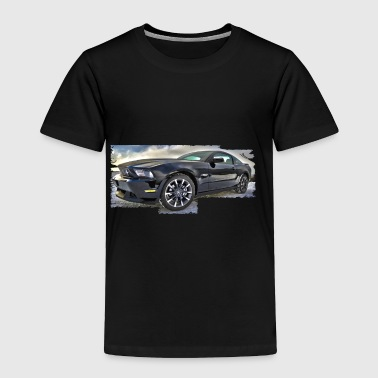 Horsepower on Wheels - Toddler Premium T-Shirt