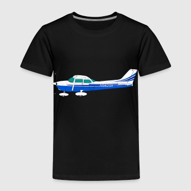 aeroplane - Toddler Premium T-Shirt