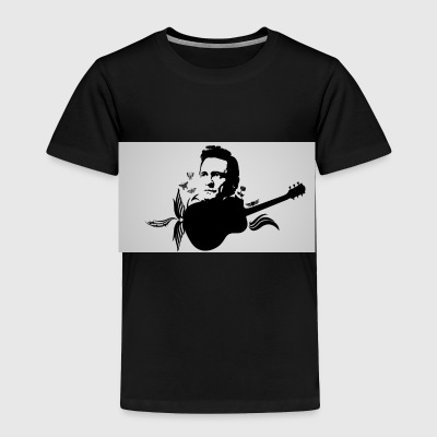 Johnny Cash - Toddler Premium T-Shirt