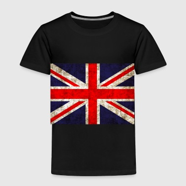 UK Flag - Toddler Premium T-Shirt