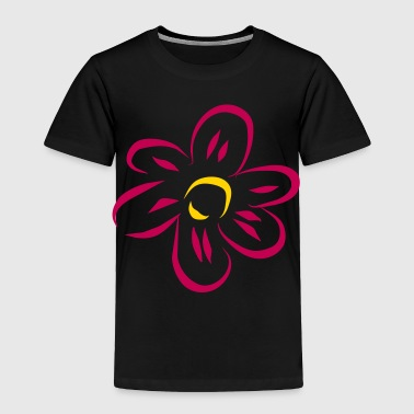 2541614 12182863 blume - Toddler Premium T-Shirt
