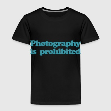 Rock star Photography - Toddler Premium T-Shirt