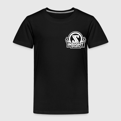 Insight OG Logo - Toddler Premium T-Shirt