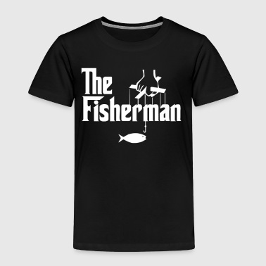 The Fisherman - Toddler Premium T-Shirt