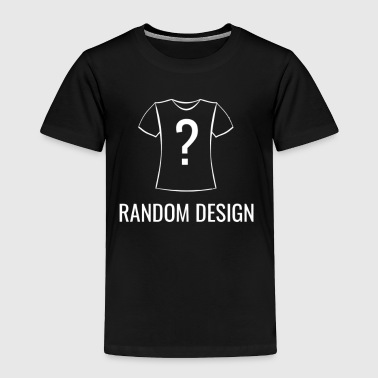 MYSTERY SALE - Toddler Premium T-Shirt