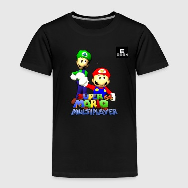 Super Mario 64 Multiplayer | Epicness & Arcani - Toddler Premium T-Shirt