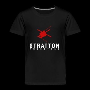 Stratton Freestyle T-shirt - Toddler Premium T-Shirt