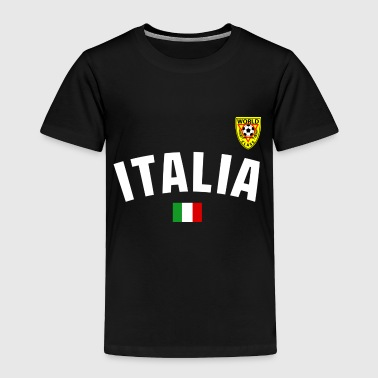 Italy National Football - Toddler Premium T-Shirt