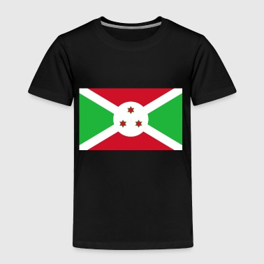 Burundi - Toddler Premium T-Shirt