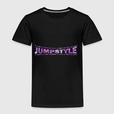 LOVE TECHNO GESCHENK goa pbm JUMPSTYLE goa - Toddler Premium T-Shirt