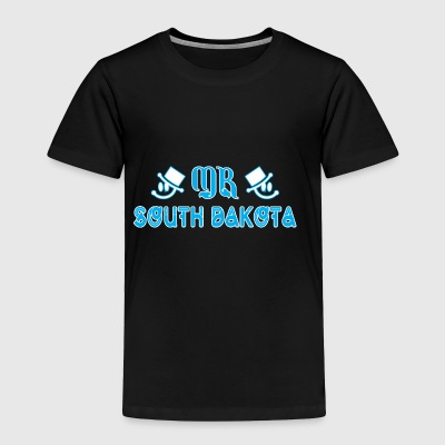 Mr South Dakota - Toddler Premium T-Shirt