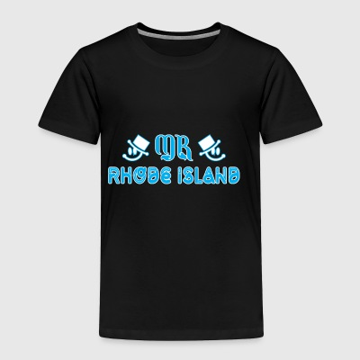 Mr Rhode Island - Toddler Premium T-Shirt