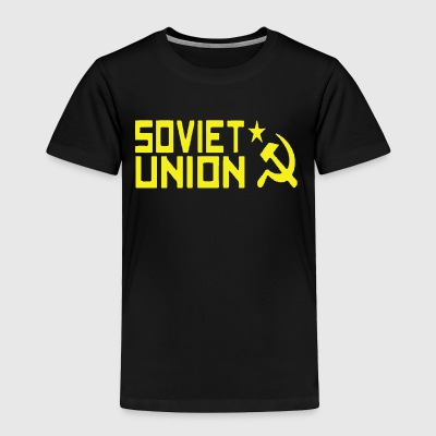 SOVIET UNION - Toddler Premium T-Shirt