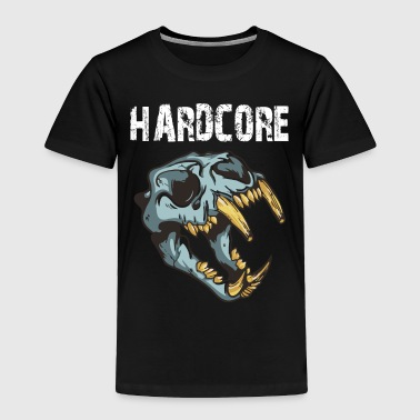 Hardcore - Toddler Premium T-Shirt