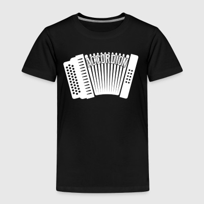 Accordion Shirt - Toddler Premium T-Shirt