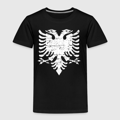 Albanian Eagle Designs - Toddler Premium T-Shirt