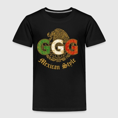 ggg mexican style - Toddler Premium T-Shirt