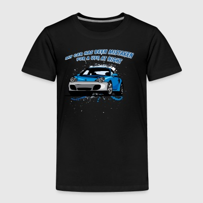 My_car_has_been_mistaken_for_a_UFO_at_night - Toddler Premium T-Shirt