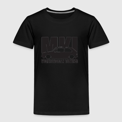 mk1 tuning - Toddler Premium T-Shirt
