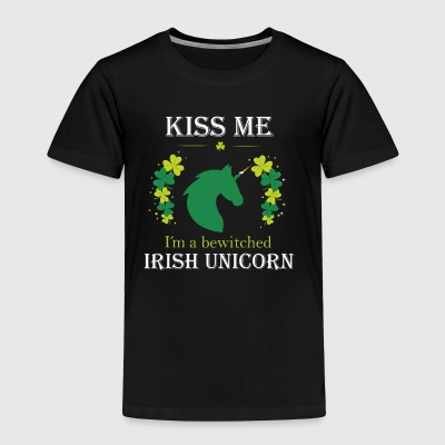Irish Unicorn - Toddler Premium T-Shirt