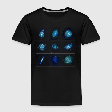 galaxies - Toddler Premium T-Shirt
