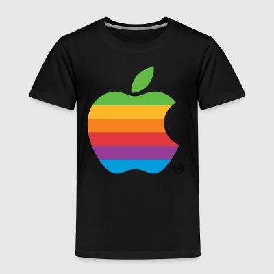 Retro Apple - Toddler Premium T-Shirt