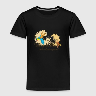 Sparrow Art - Toddler Premium T-Shirt